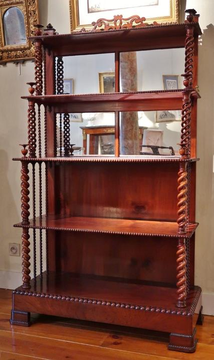 Mahogany Presentation Furniture
