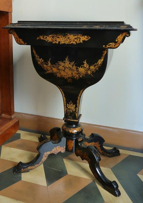 Napoleon III Sewing Table